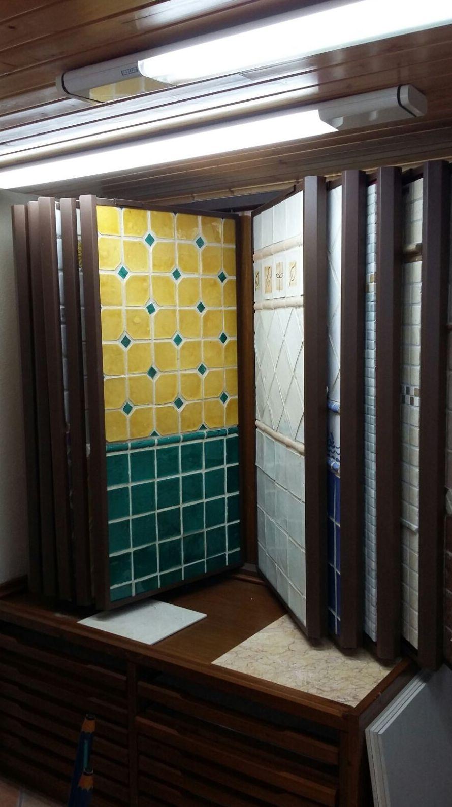 Foto 62 de Azulejos y baldosas en Benicarló | Ceramiques Rillo