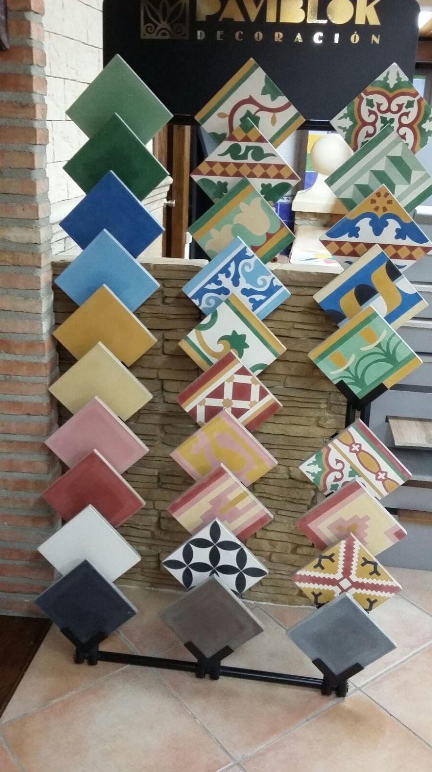 Foto 45 de Azulejos y baldosas en Benicarló | Ceramiques Rillo