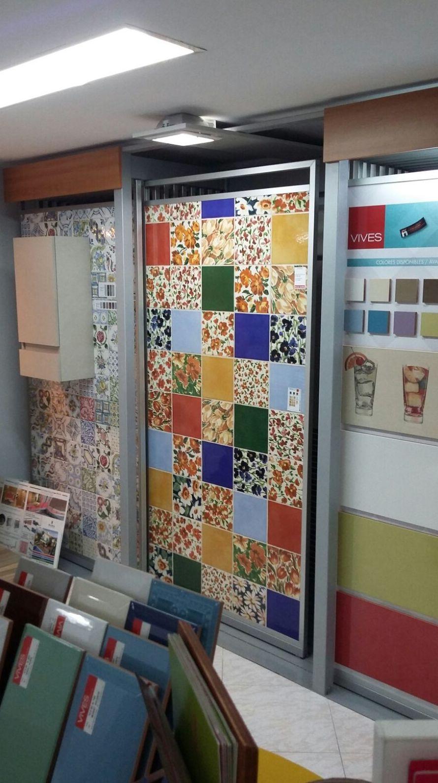 Foto 42 de Azulejos y baldosas en Benicarló | Ceramiques Rillo
