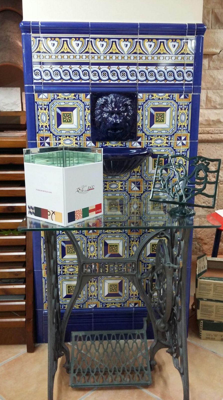 Foto 58 de Azulejos y baldosas en Benicarló | Ceramiques Rillo