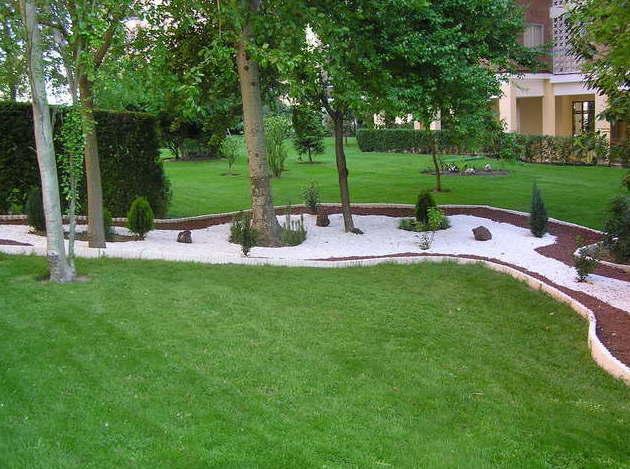 Foto 4 de Diseño y mantenimiento de jardines en  | Jardinería Naranjo