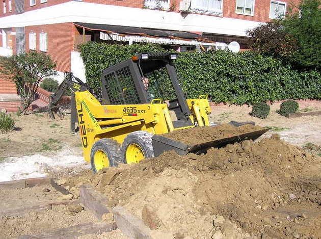 Foto 11 de Diseño y mantenimiento de jardines en  | Jardinería Naranjo