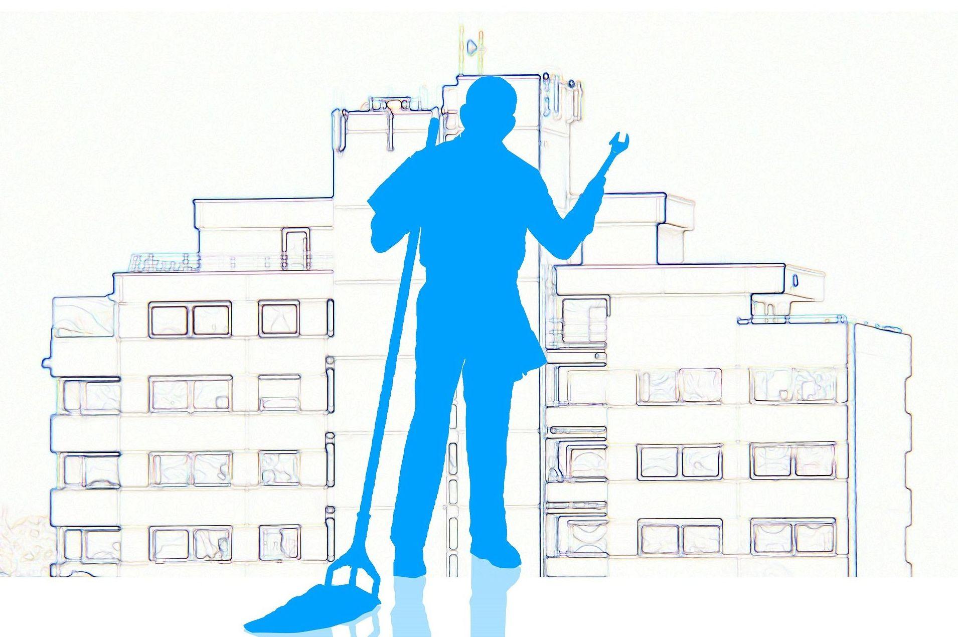Mantenimiento y limpieza de comunidades