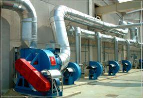 Sistemas de ventilación industrial en Málaga