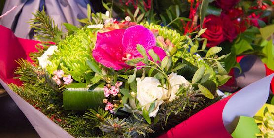 Gran variedad en arreglos florales