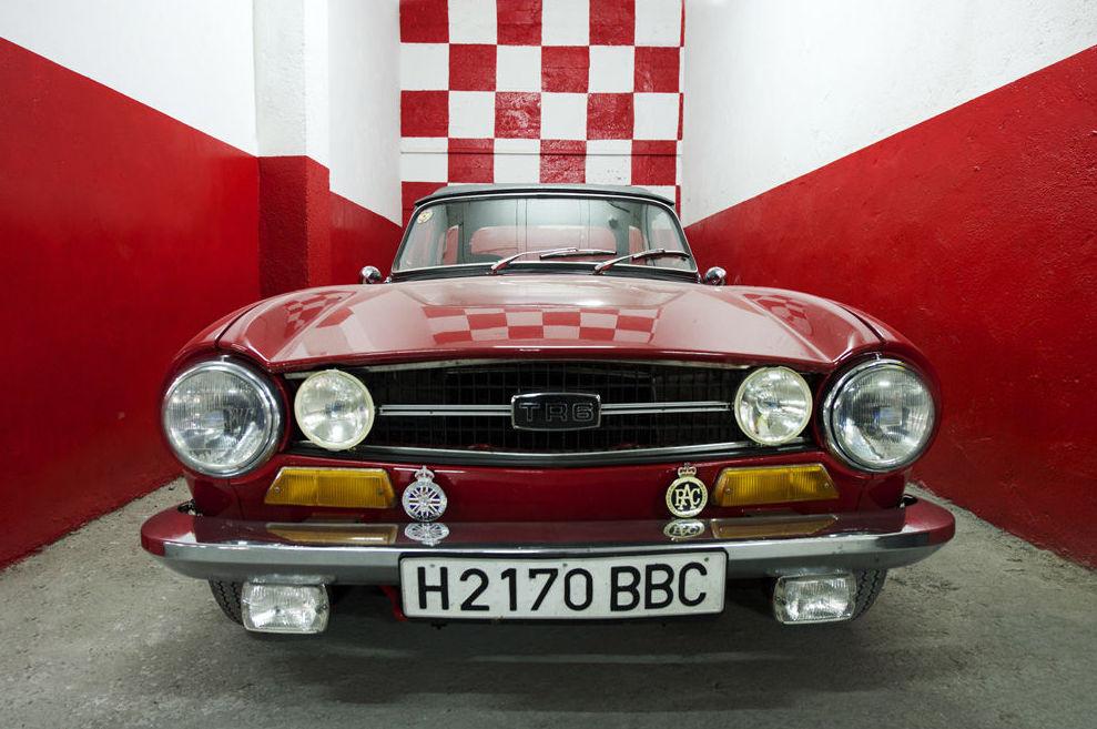 Taller especialista en reparación y mantenimiento de coches clásicos en Alcobendas