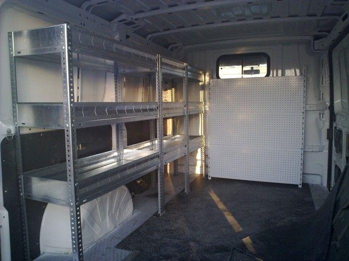 Estanterías para furgonetas: Productos de Estanmur