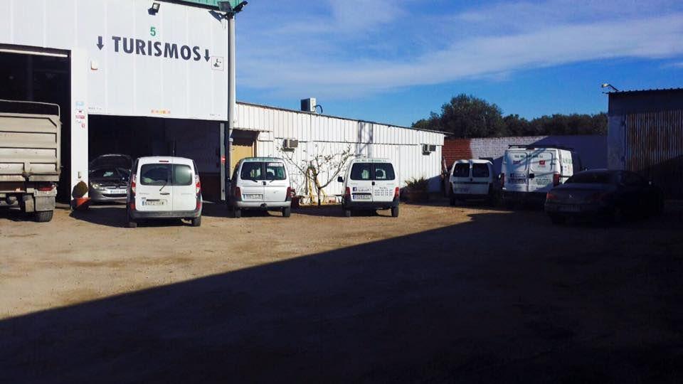 Ttacografos para camiones Alameda de la Sagra