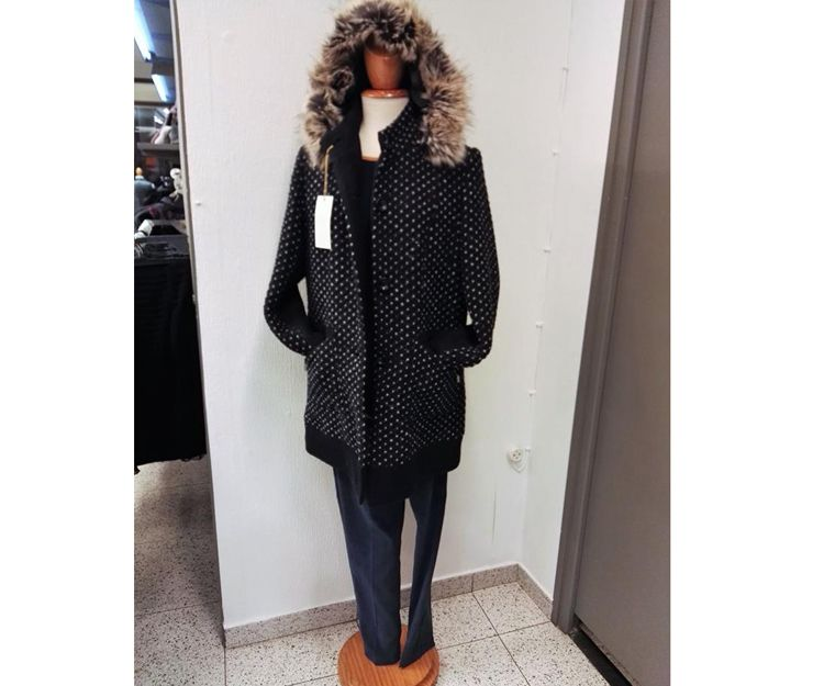 Moda en ropa de abrigo