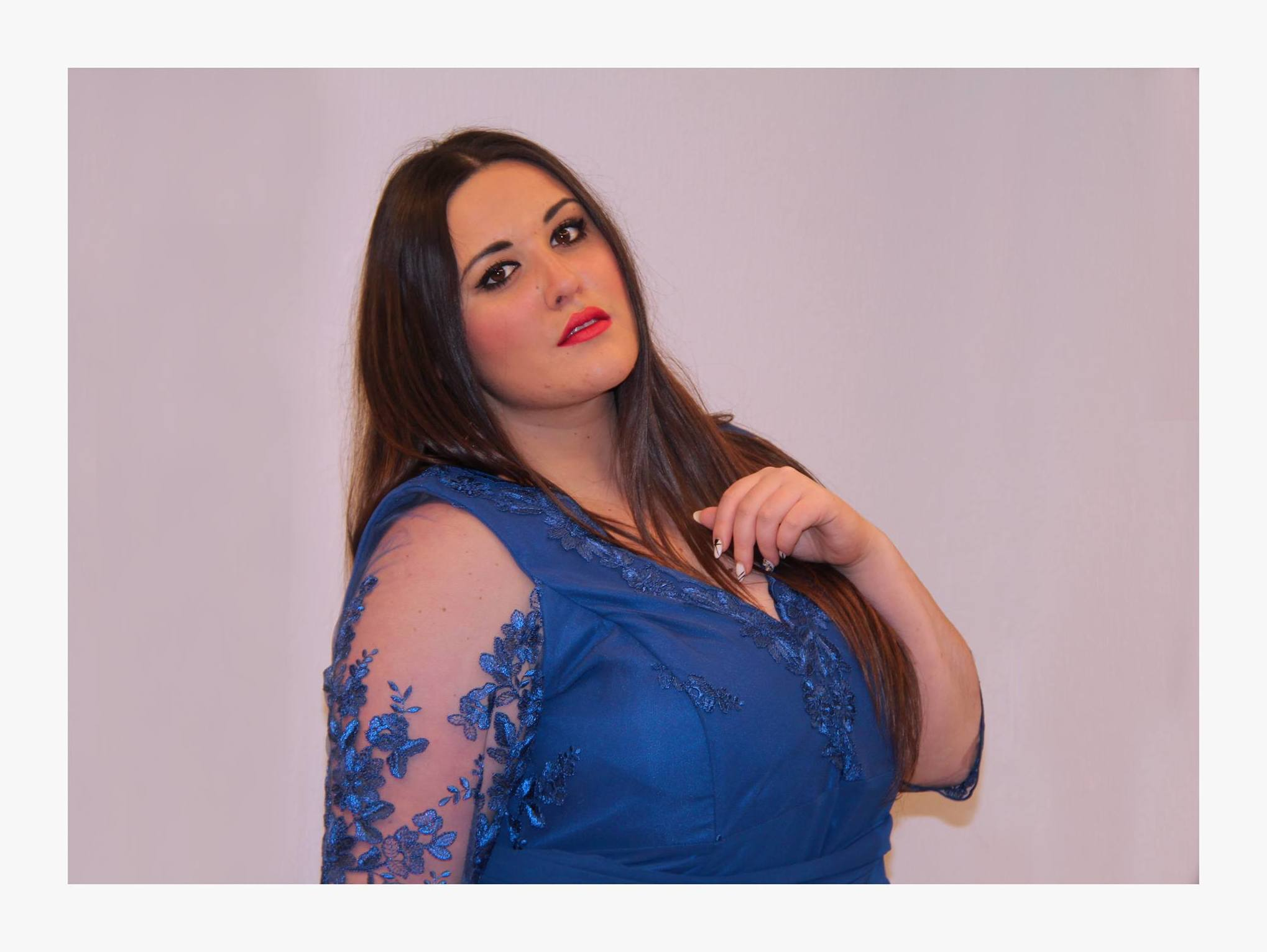 La Miriam Martinez ha obtingut el Premi Popular a la Curvy fashion model. }}