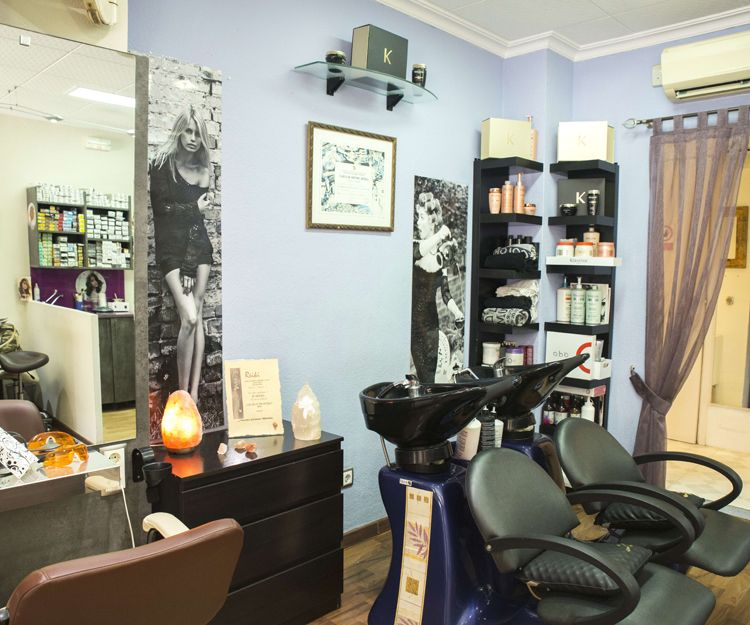 Salón de peluquería en Santa Eulalia del Río