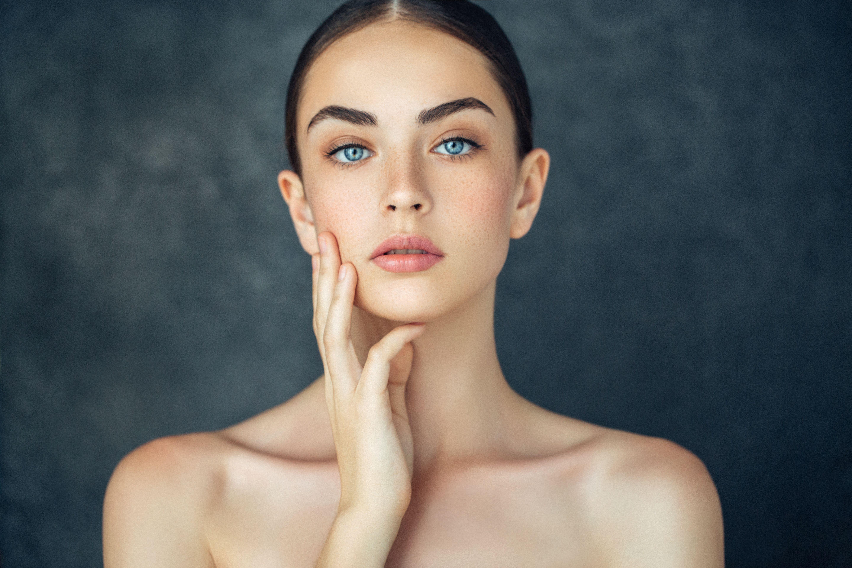 Análisis del rostro: Servicios de Peluquería y estética Toñi