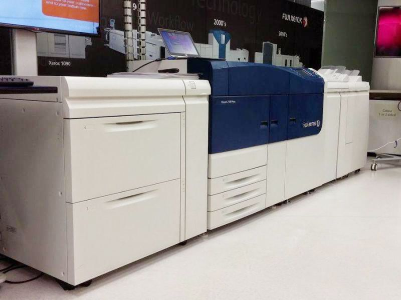 Imprenta digital en Alcorcón
