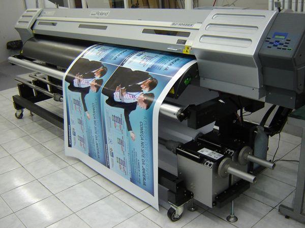 Impresión digital gran formato: Servicios de Gráficas Arlekín