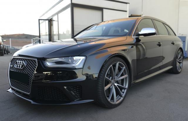 Audi RS4 4.2 V8 FSI Quattro S Tronic: Servicios de AutoSantpedor, S.L.