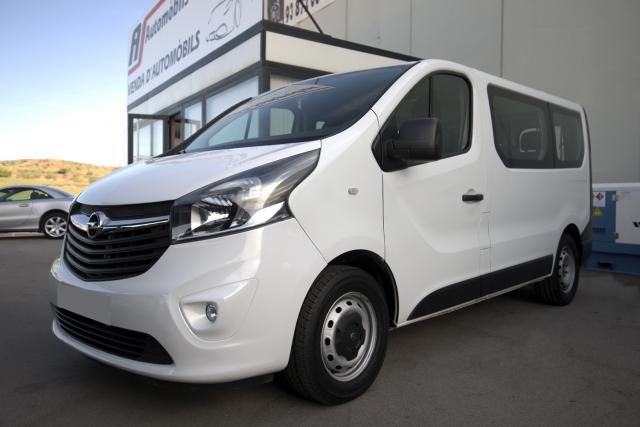 Opel Vivaro 1.6 CDTI: Servicios de AutoSantpedor, S.L.