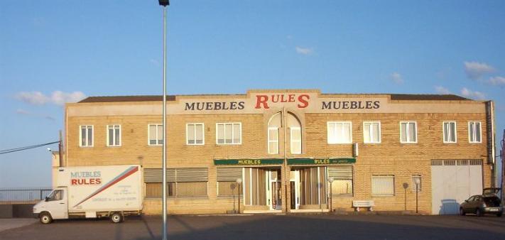 Foto 1 de Muebles en Cantalejo | Muebles Rules
