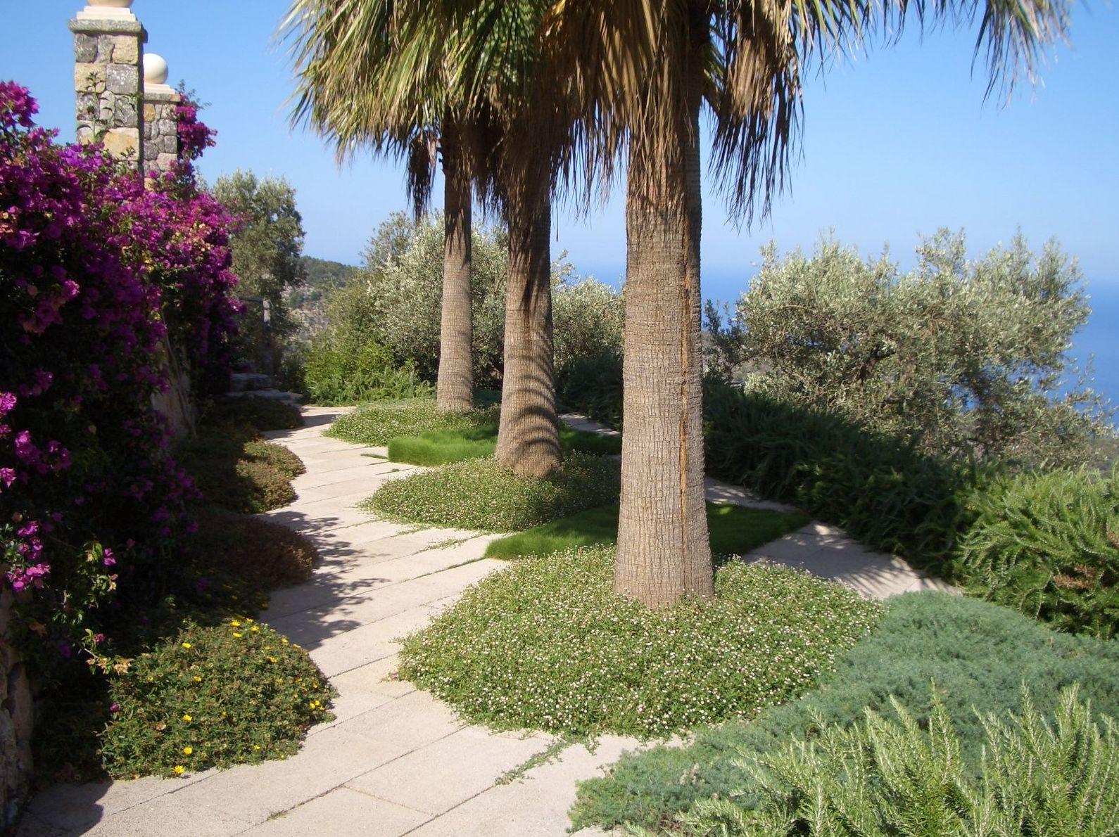 Jardines integrados