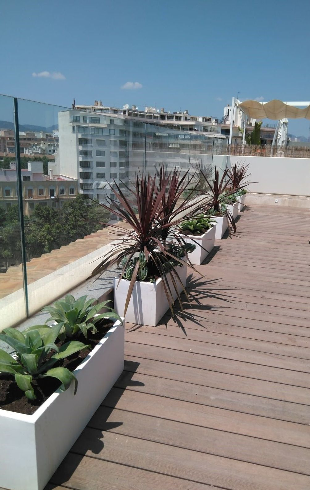 Creación de ambientes para disfrutar: terrazas, patios y áticos