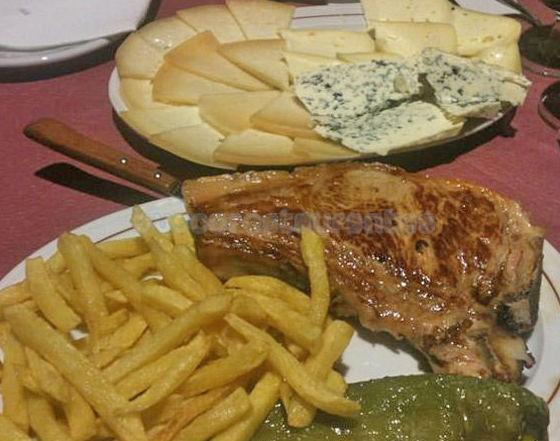 cocina gallega en Alcorcón