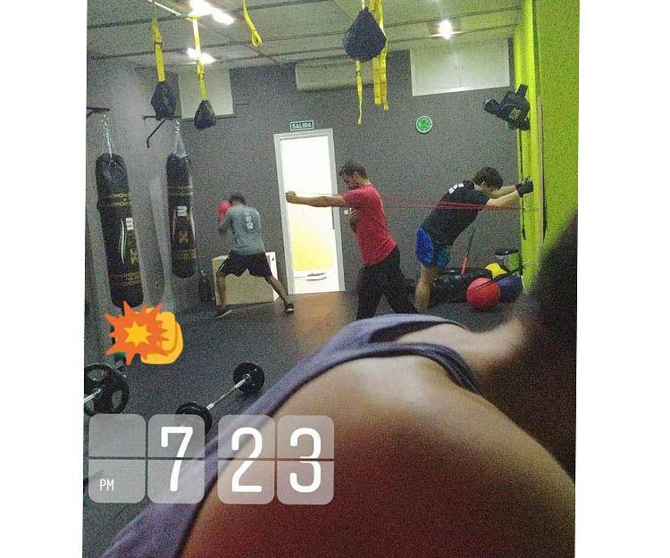 Clases de fit combat en Leganés