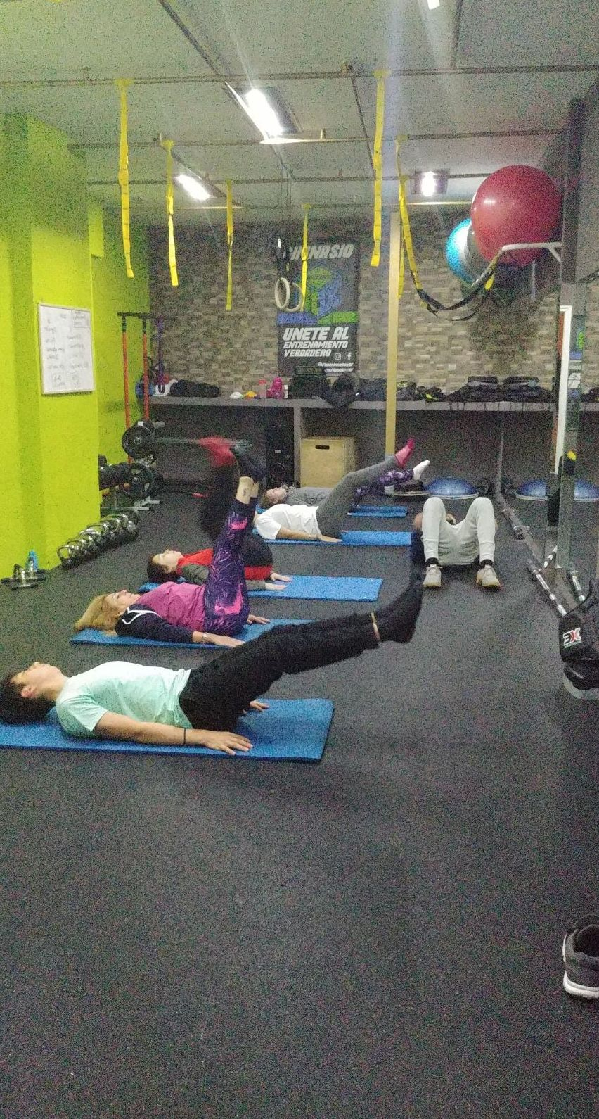 Pilates horario Mañana de 9\u003B30 a 10\u003B30