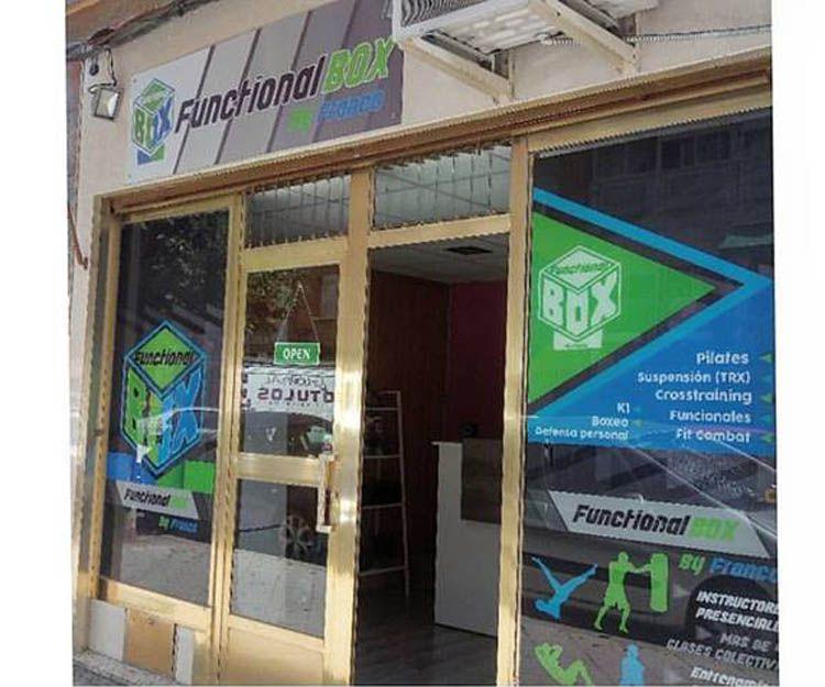 Centro de acondicionamiento físico en Leganés
