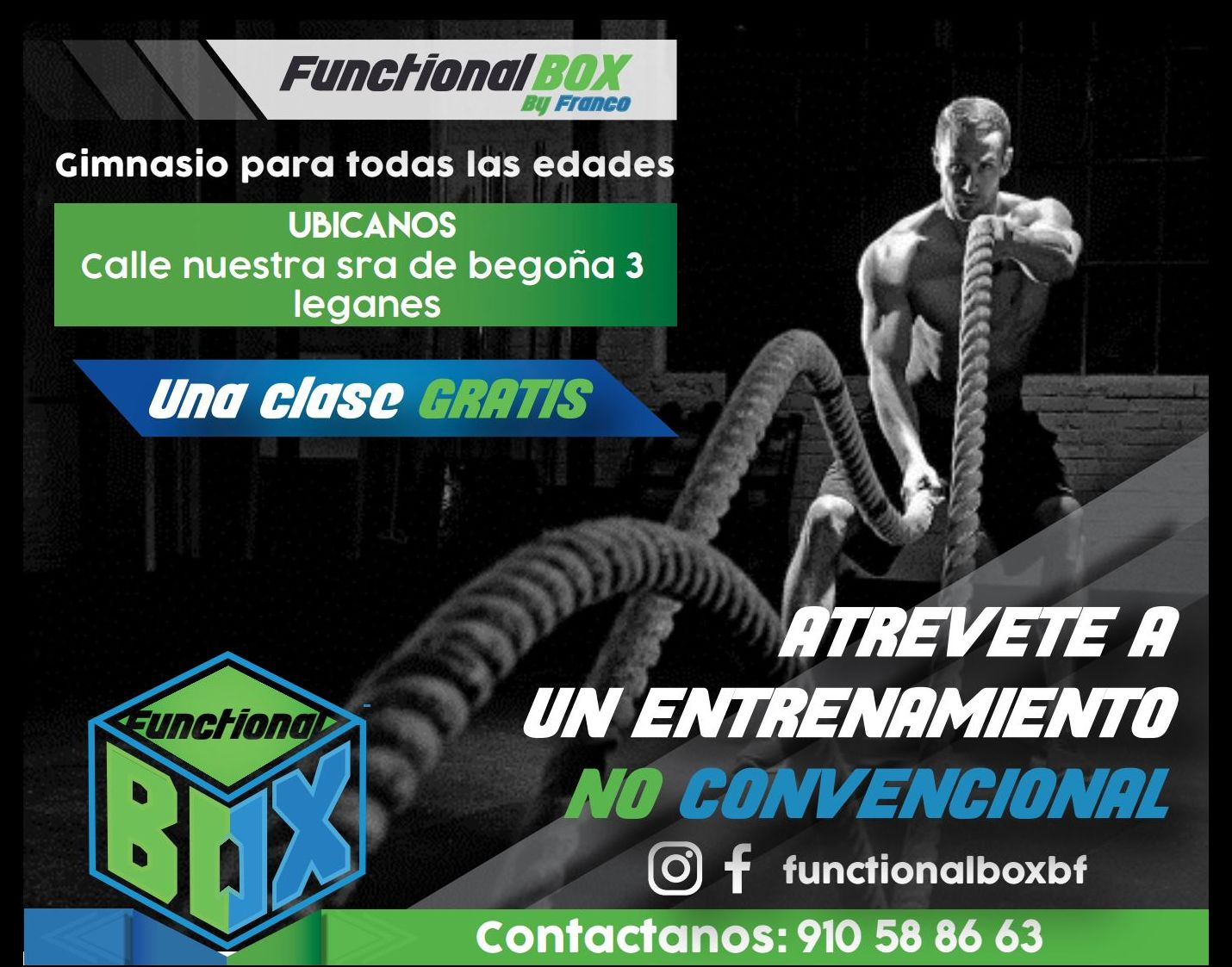 Gimnasio Functional Box by Franco