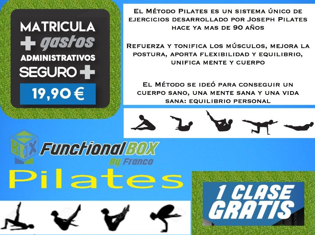 Pilates \u002D Sus beneficios