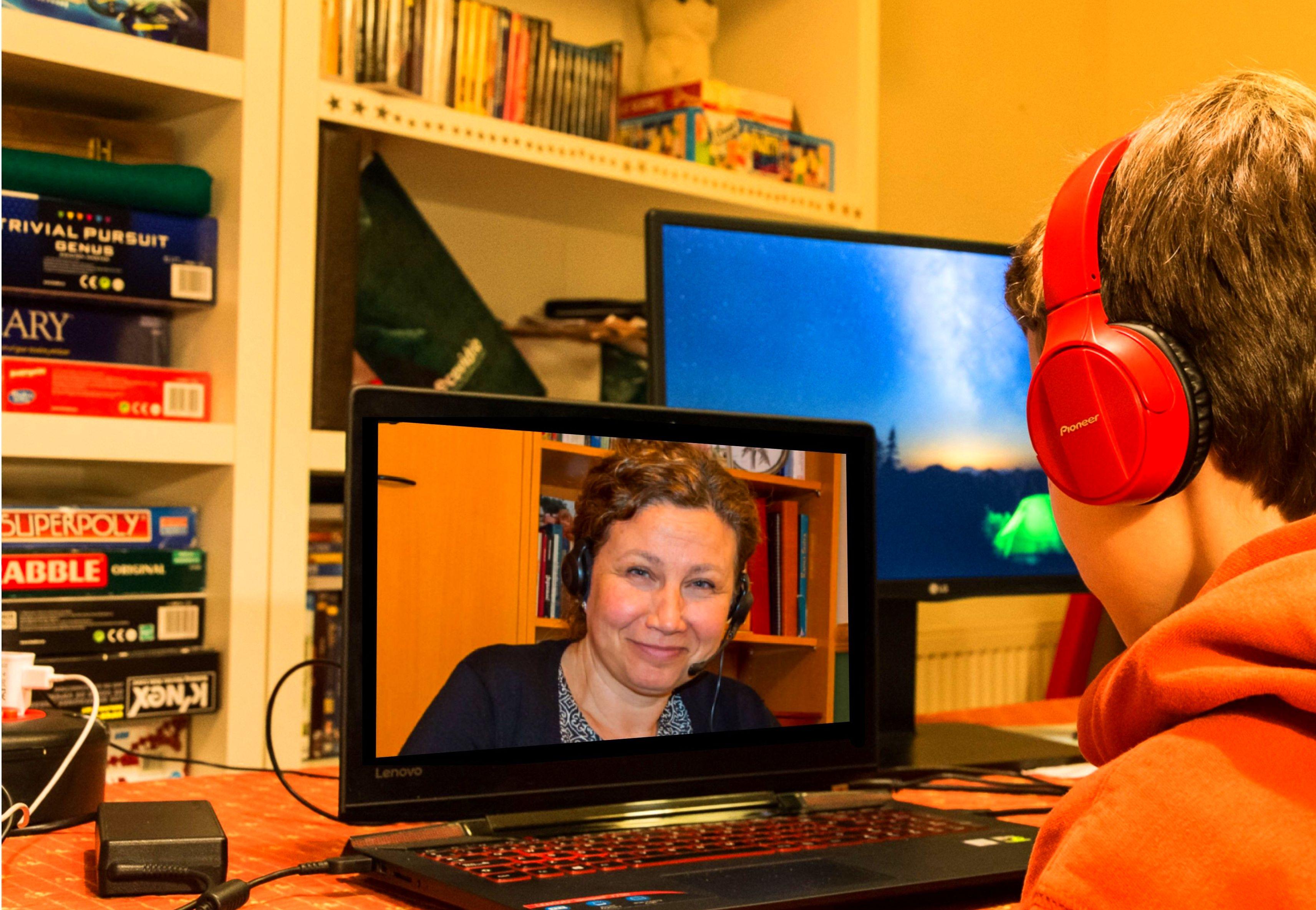 Silvia Bautista. Psicóloga. Online y presencial