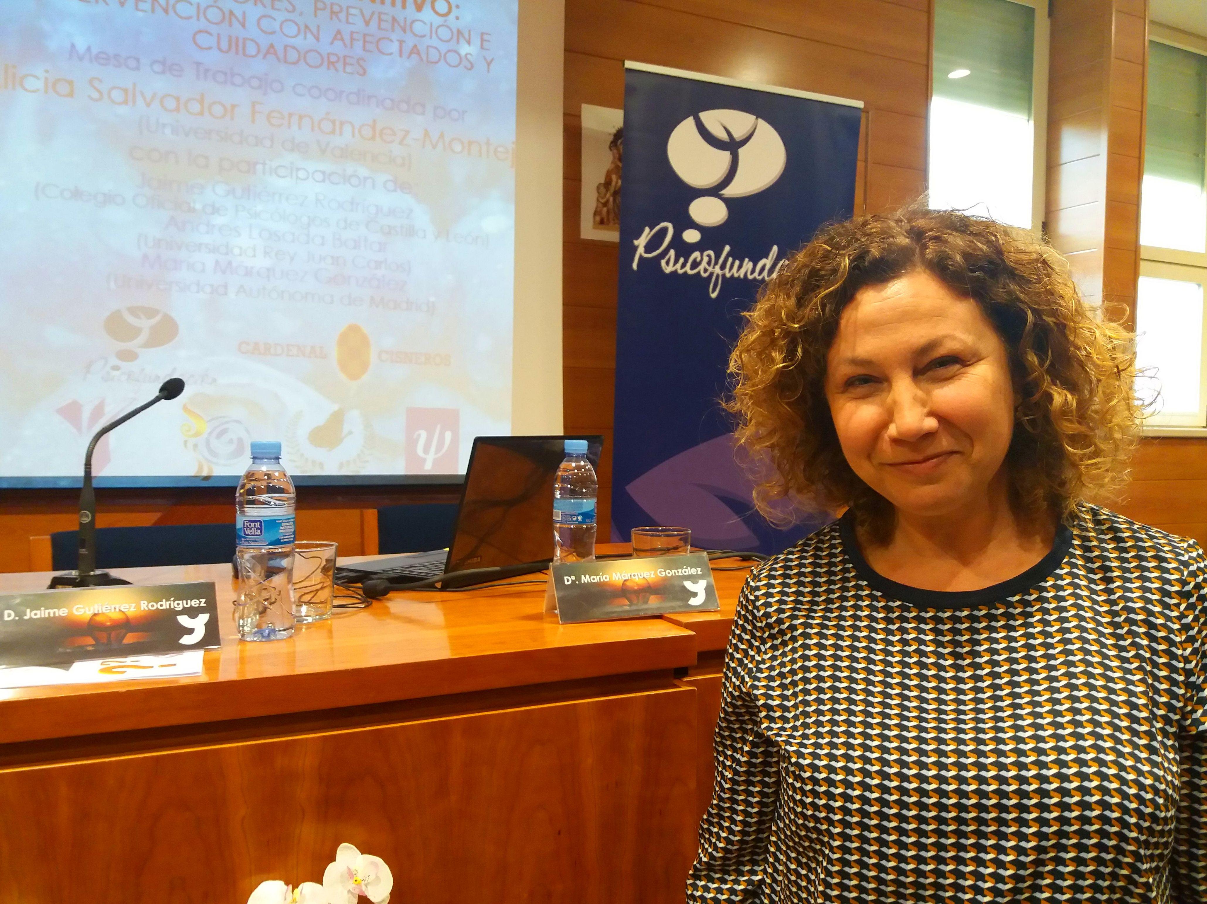 Silvia Bautista. Psicóloga. Collado Villalba. Madrid.