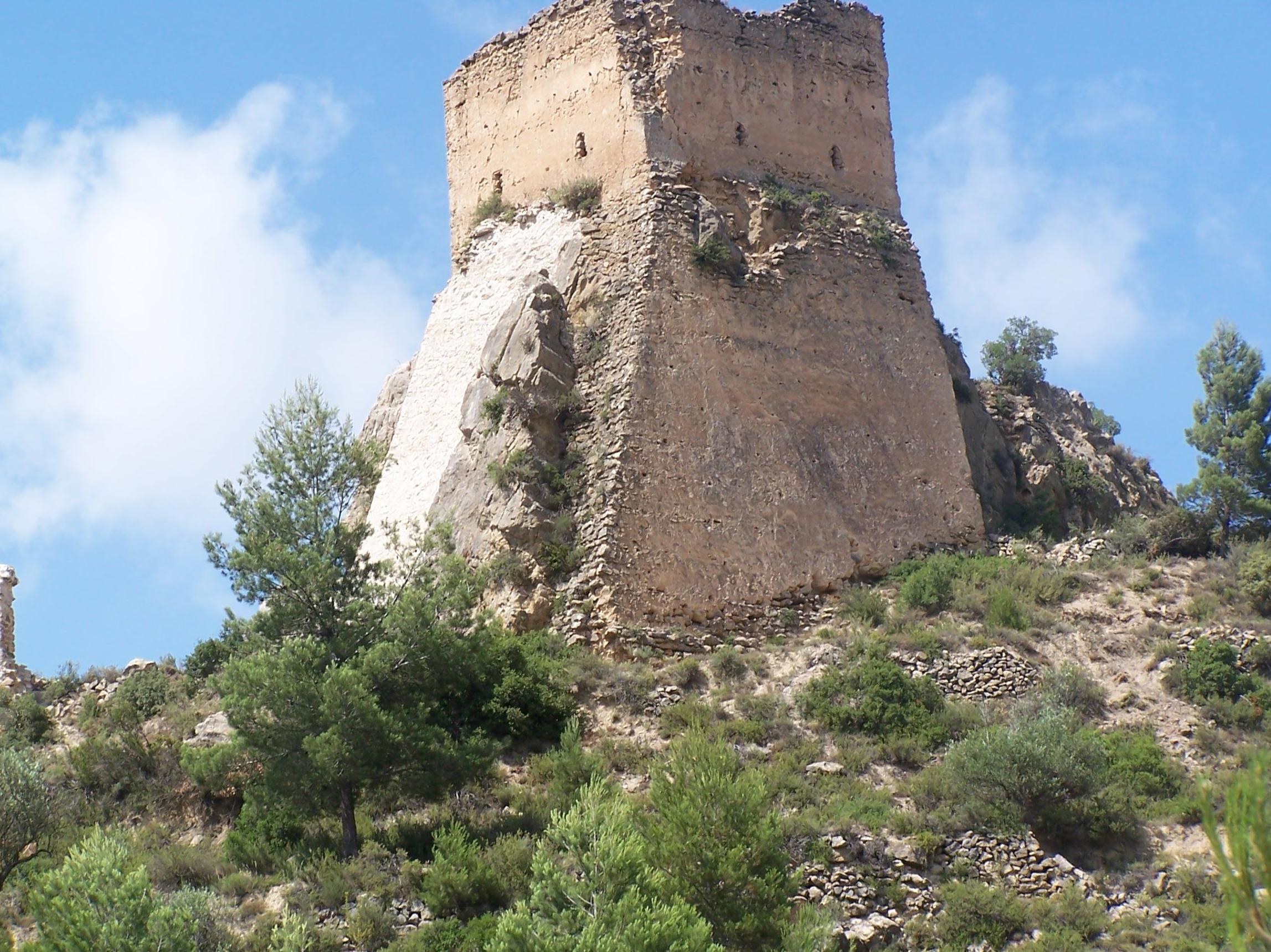 Torre vigía de Benifallin (Alicante)