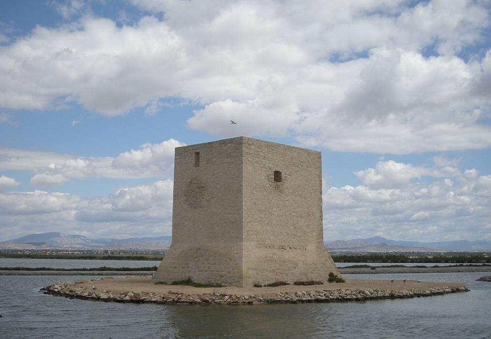 Torre el Tamarit Restaurada