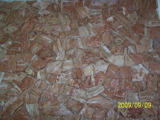 Fachadas piedra jamón