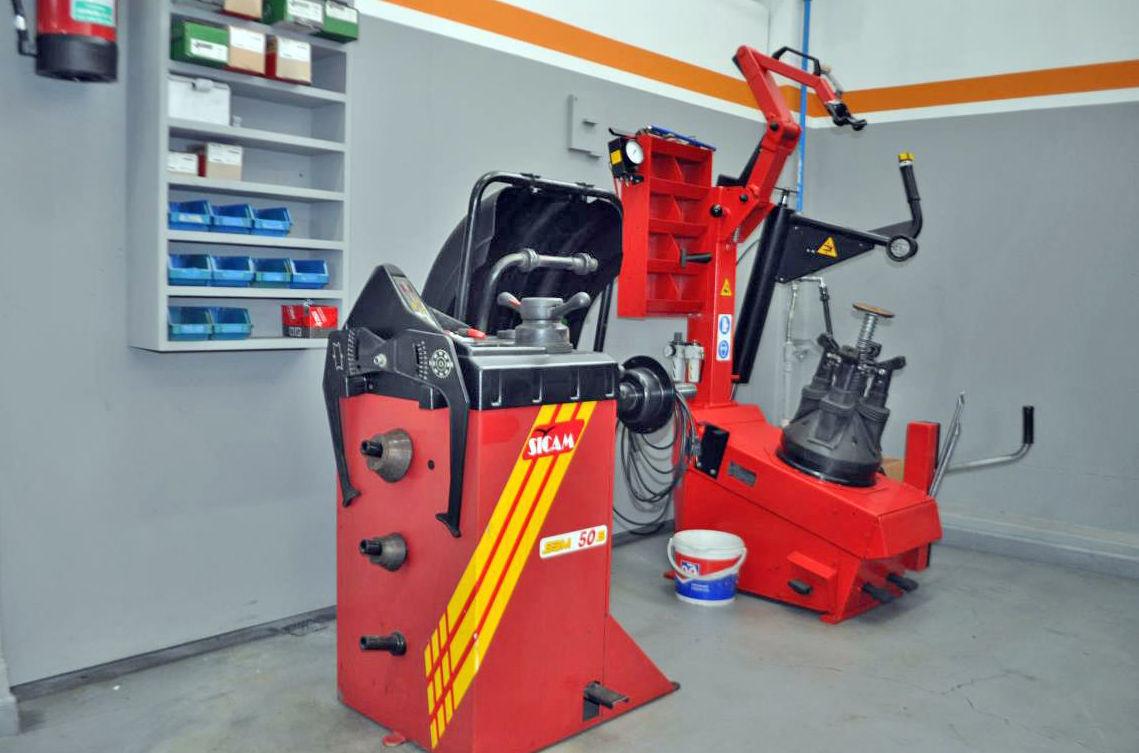 Neumáticos: Servicios de Soñeiro Automoción