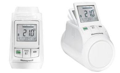Controlador electrónico de radiador
