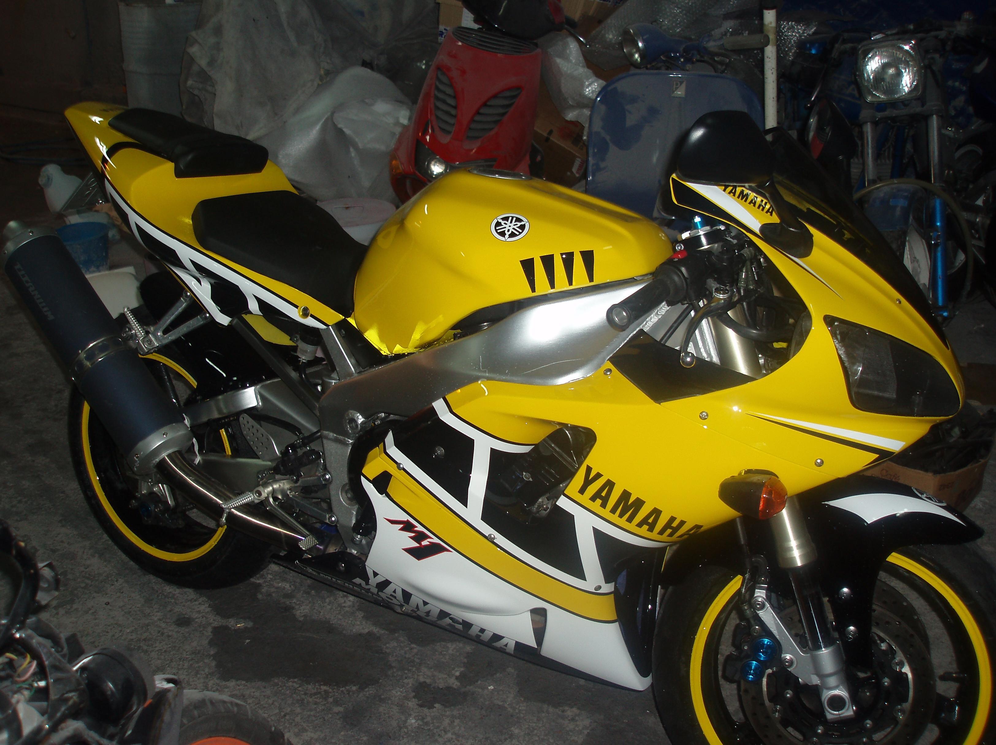 Foto 2 de Motos en Vigo | Moto 2