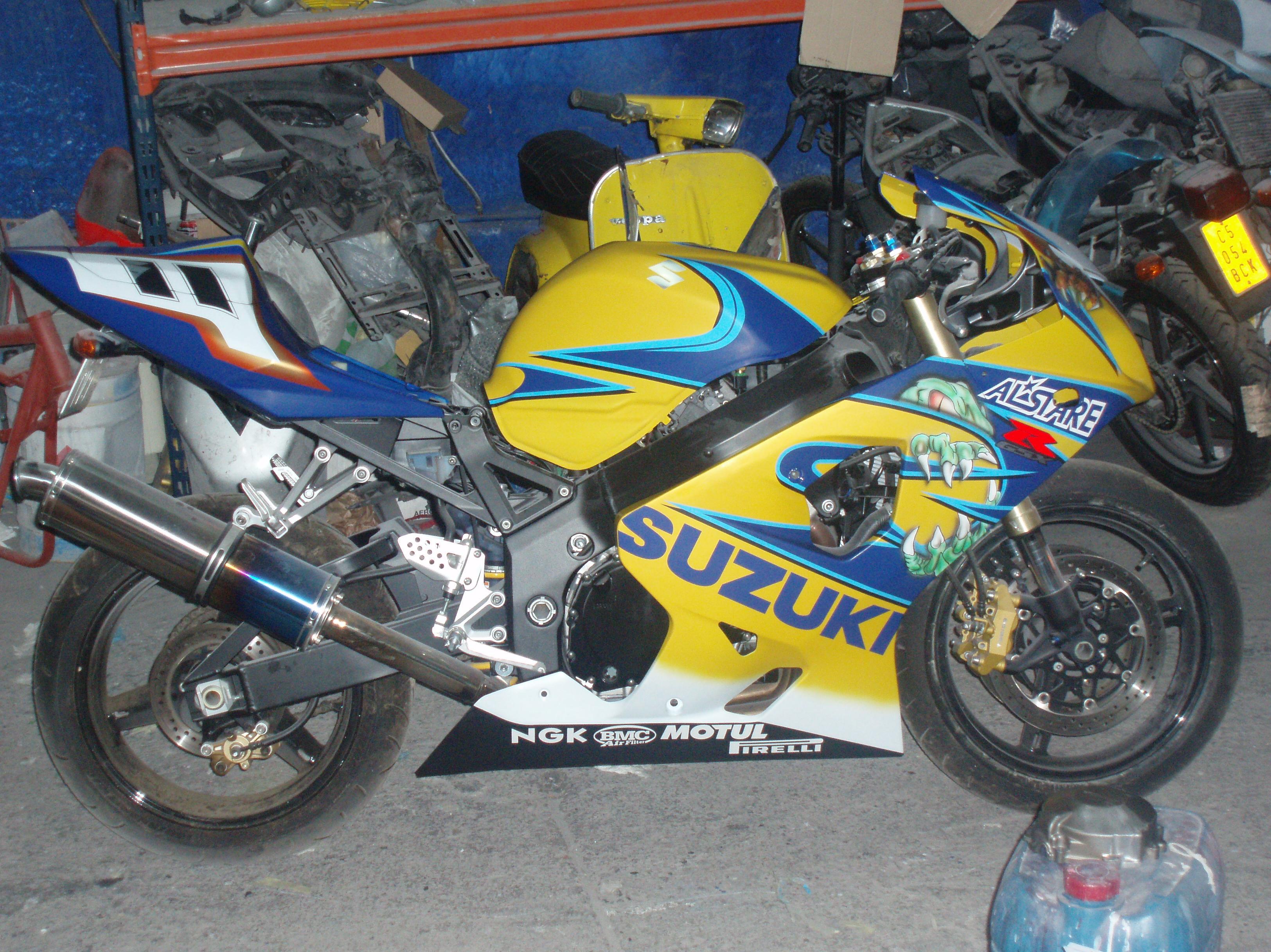 Foto 4 de Motos en Vigo | Moto 2