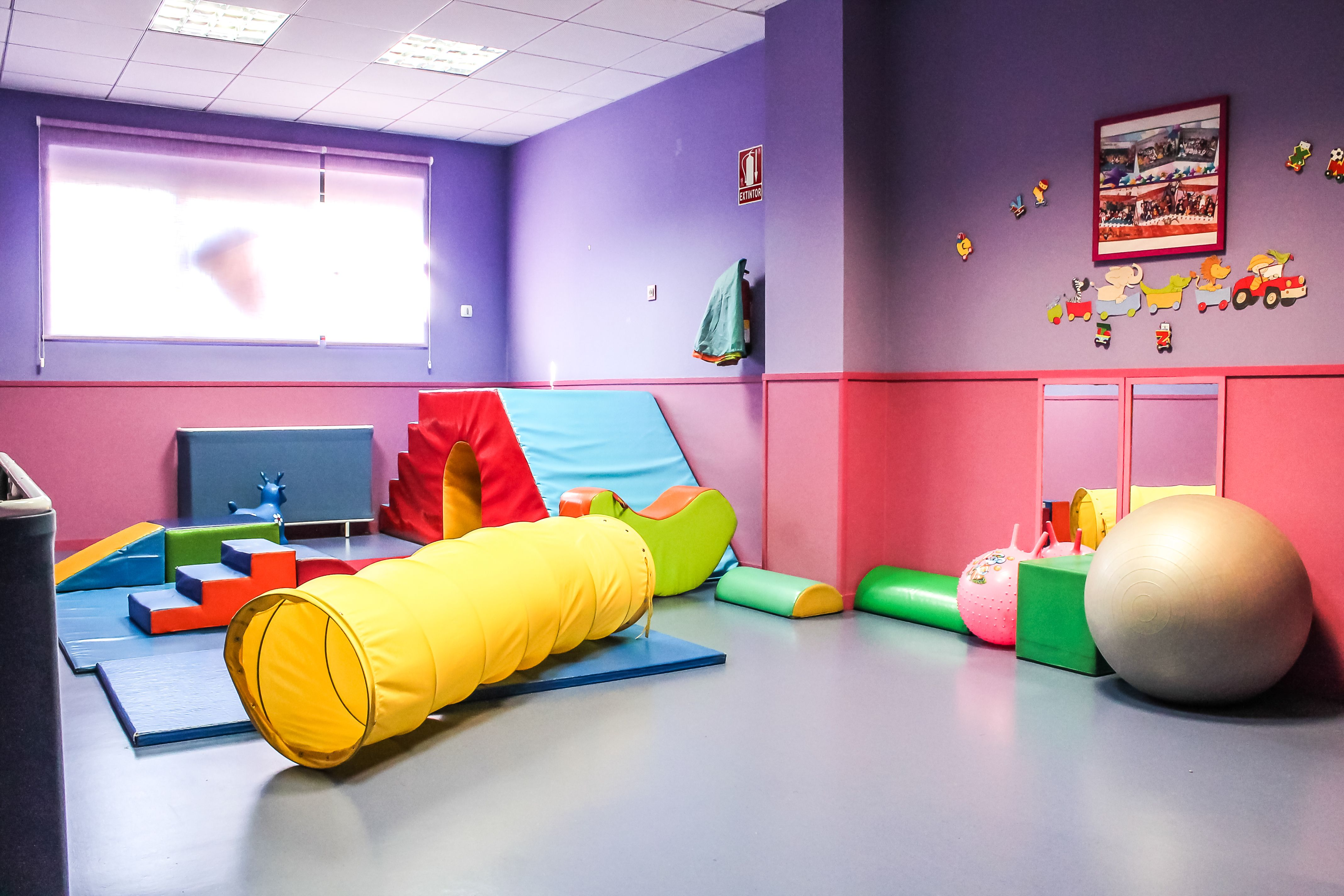Foto 8 de Guarderías y Escuelas infantiles en Móstoles | ESCUELA INFANTIL OSO BABY