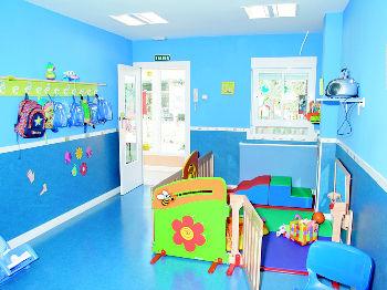 Foto 2 de Guarderías y Escuelas infantiles en Parque Coimbra | ESCUELA INFANTIL OSO BABY