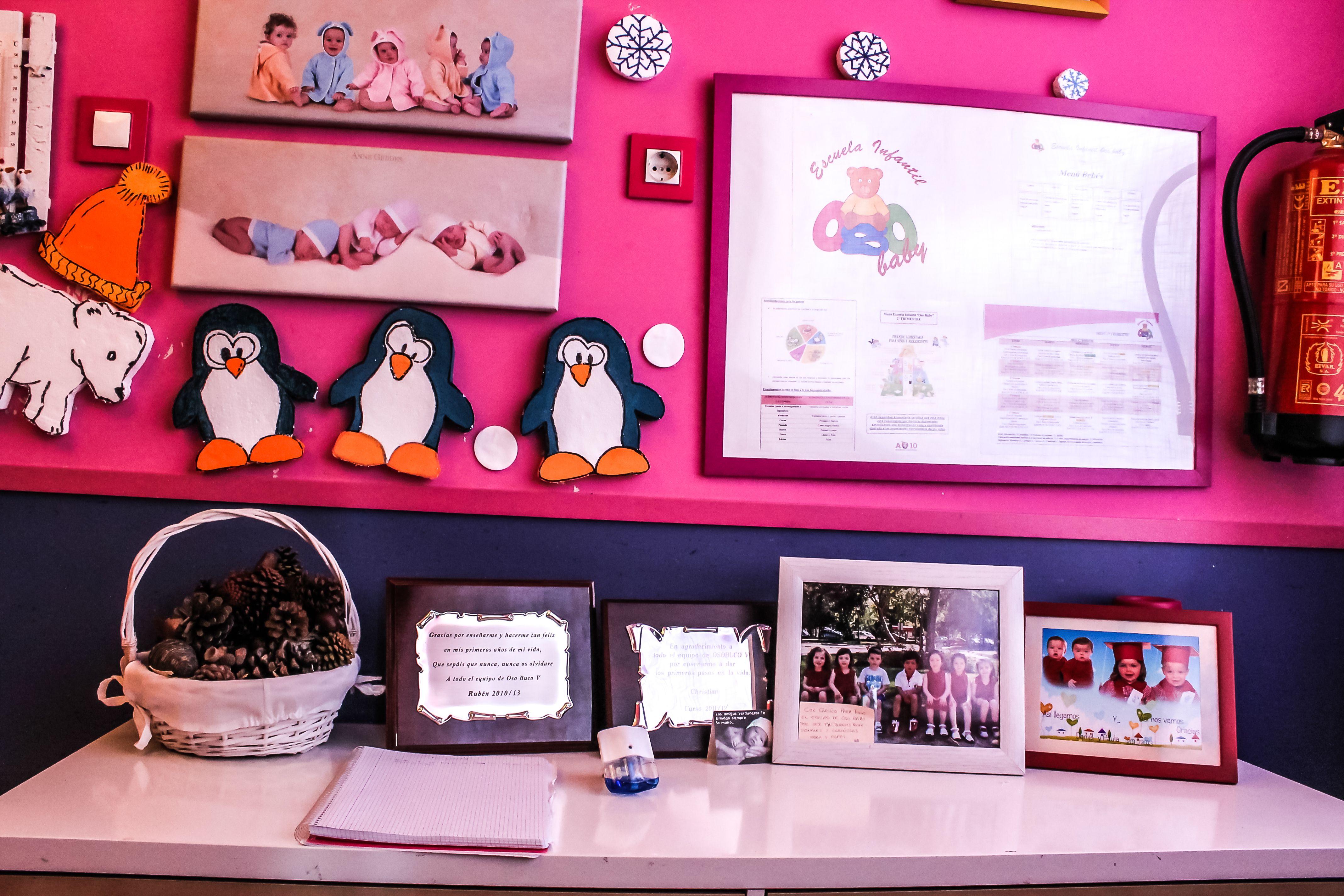 Foto 3 de Guarderías y Escuelas infantiles en Móstoles | ESCUELA INFANTIL OSO BABY