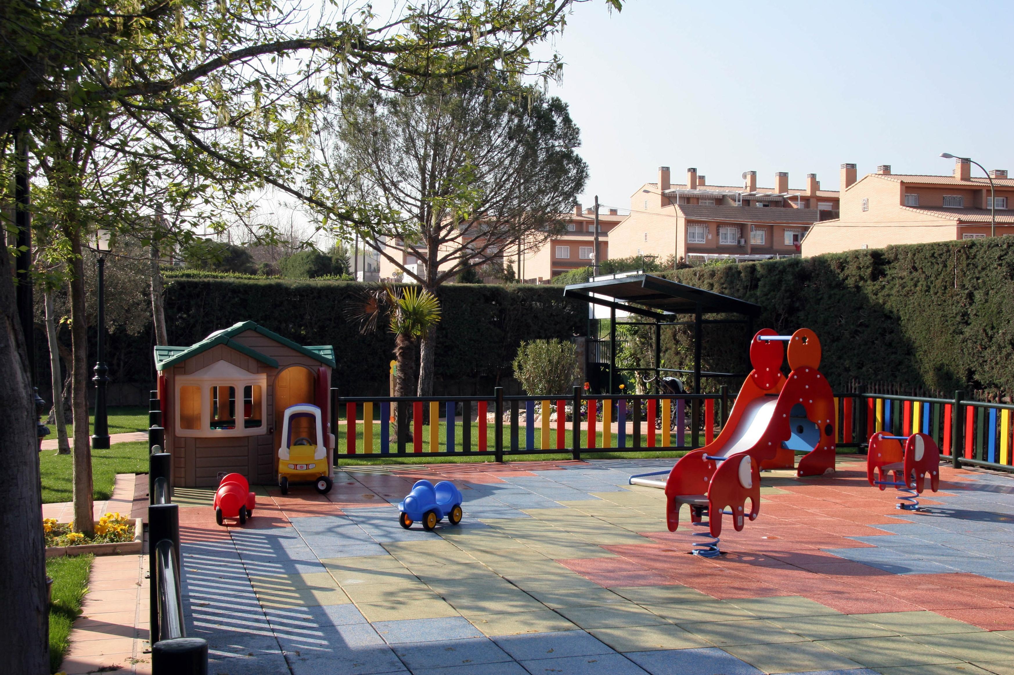 Parque de la Escuela Infantil