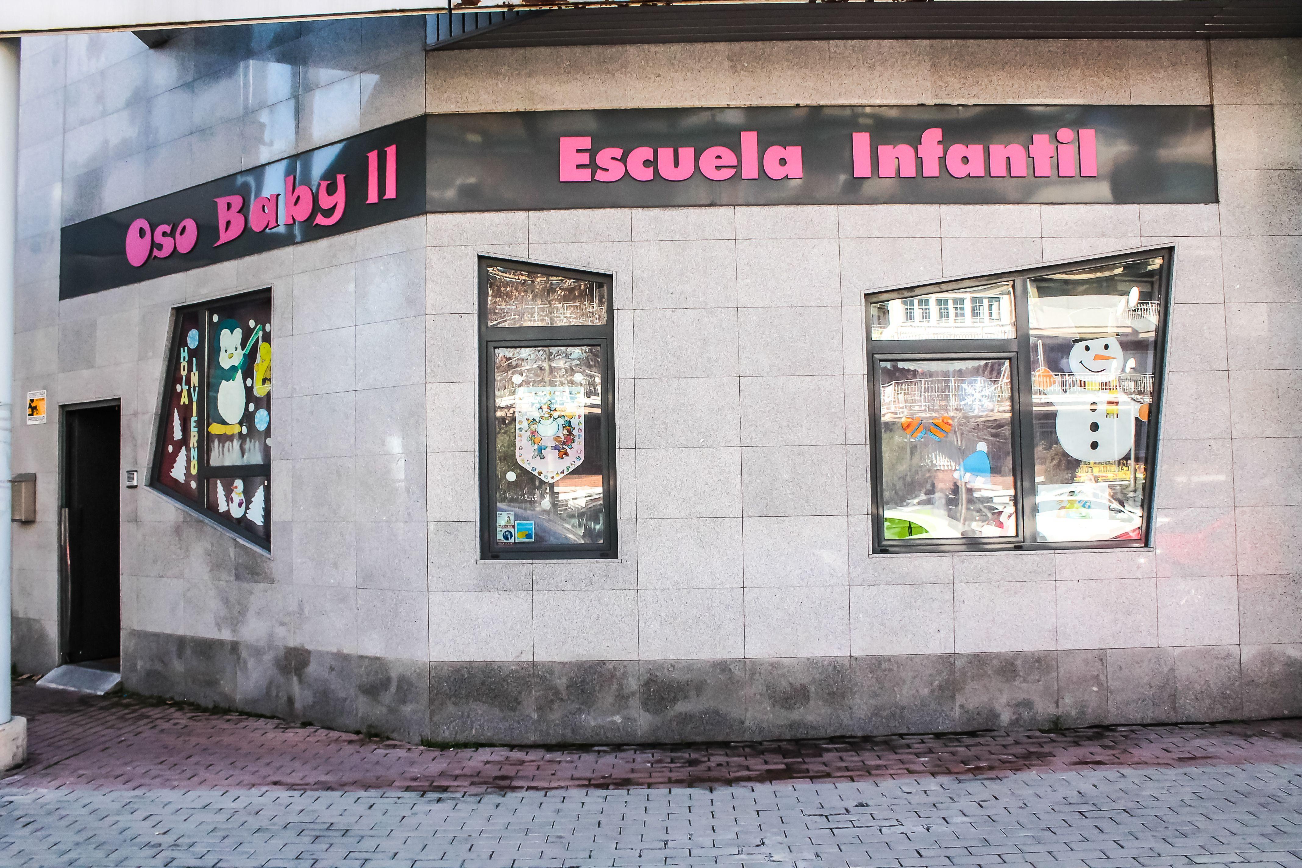 Foto 5 de Guarderías y Escuelas infantiles en Móstoles | ESCUELA INFANTIL OSO BABY