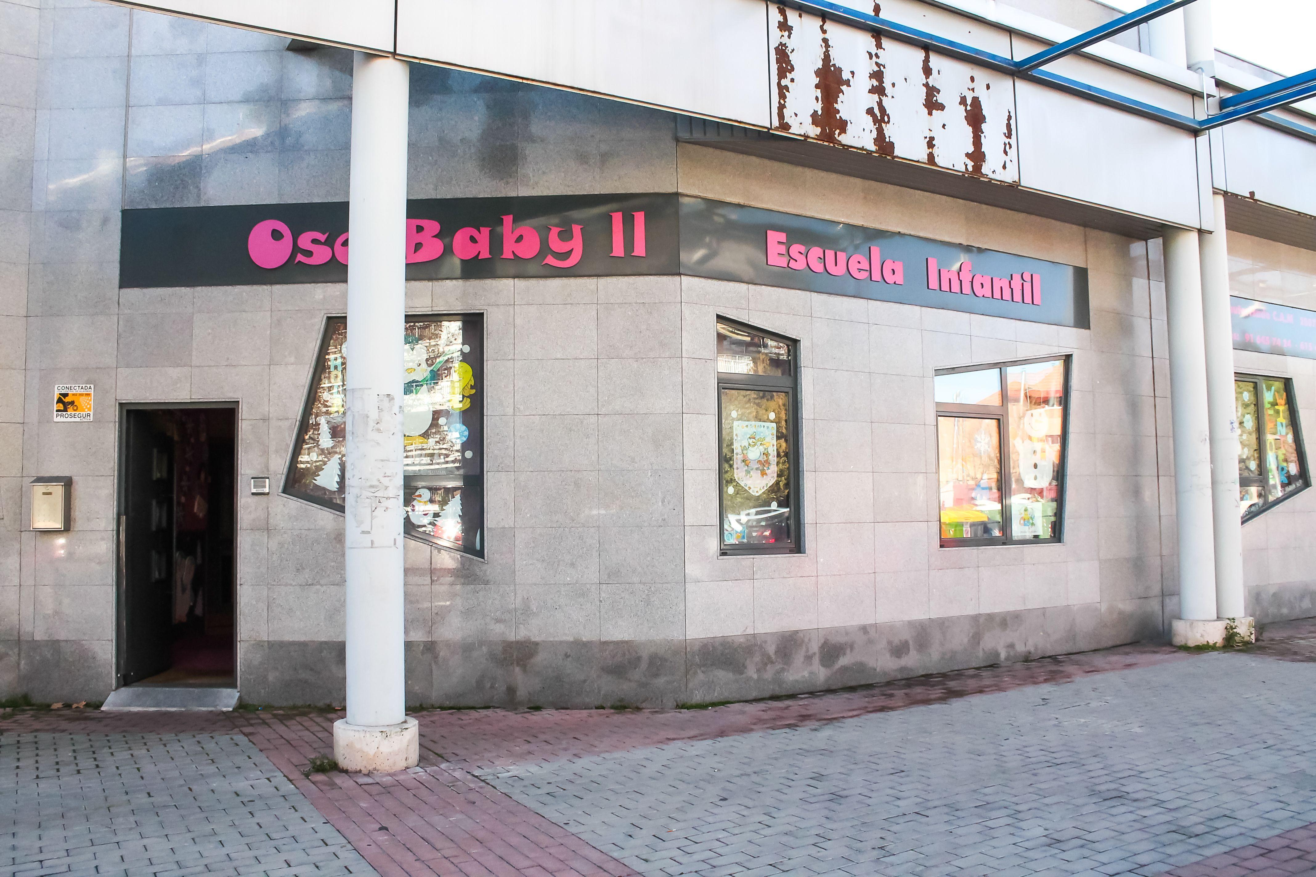 Foto 4 de Guarderías y Escuelas infantiles en Móstoles   ESCUELA INFANTIL OSO BABY