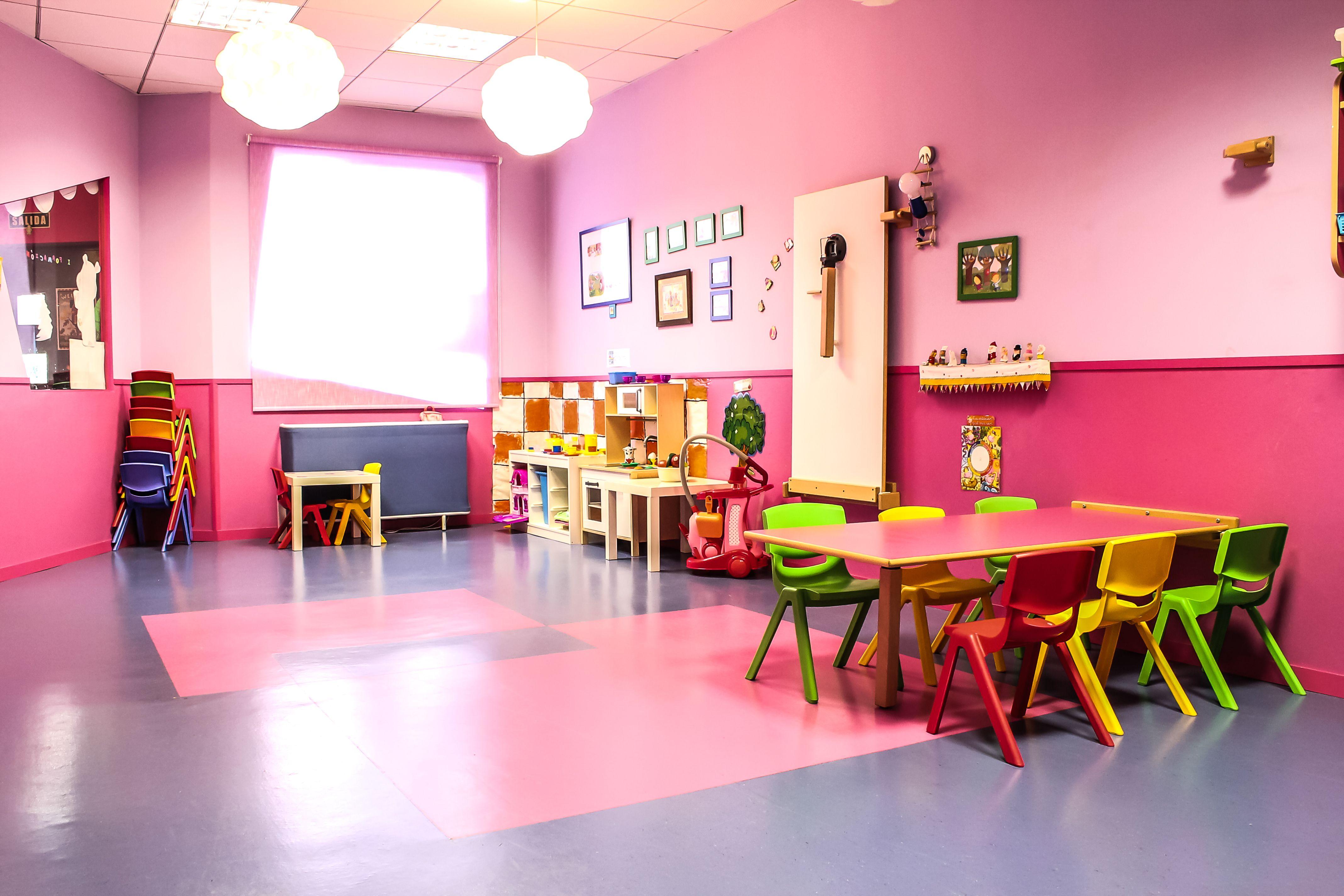 Foto 2 de Guarderías y Escuelas infantiles en Móstoles | ESCUELA INFANTIL OSO BABY