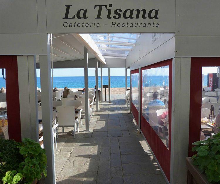 Restaurante de cocina mediterránea en Playa de Aro