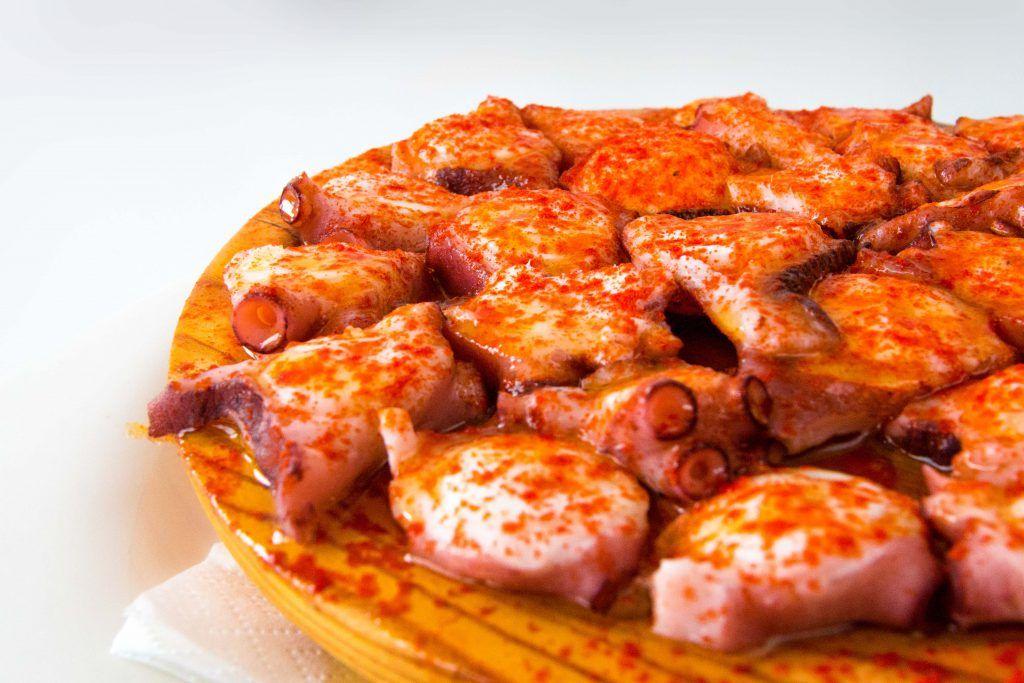 Productos del mar: Especialidades de Cafetería Restaurante La Tisana
