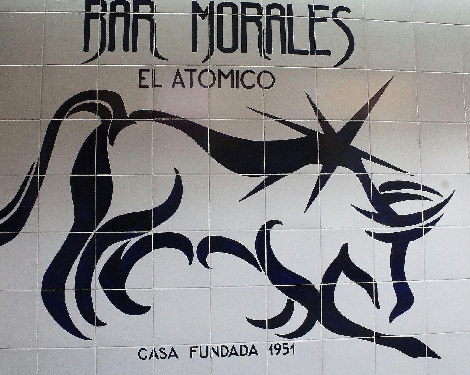 Bar con ambiente taurino en Argüelles, Madrid