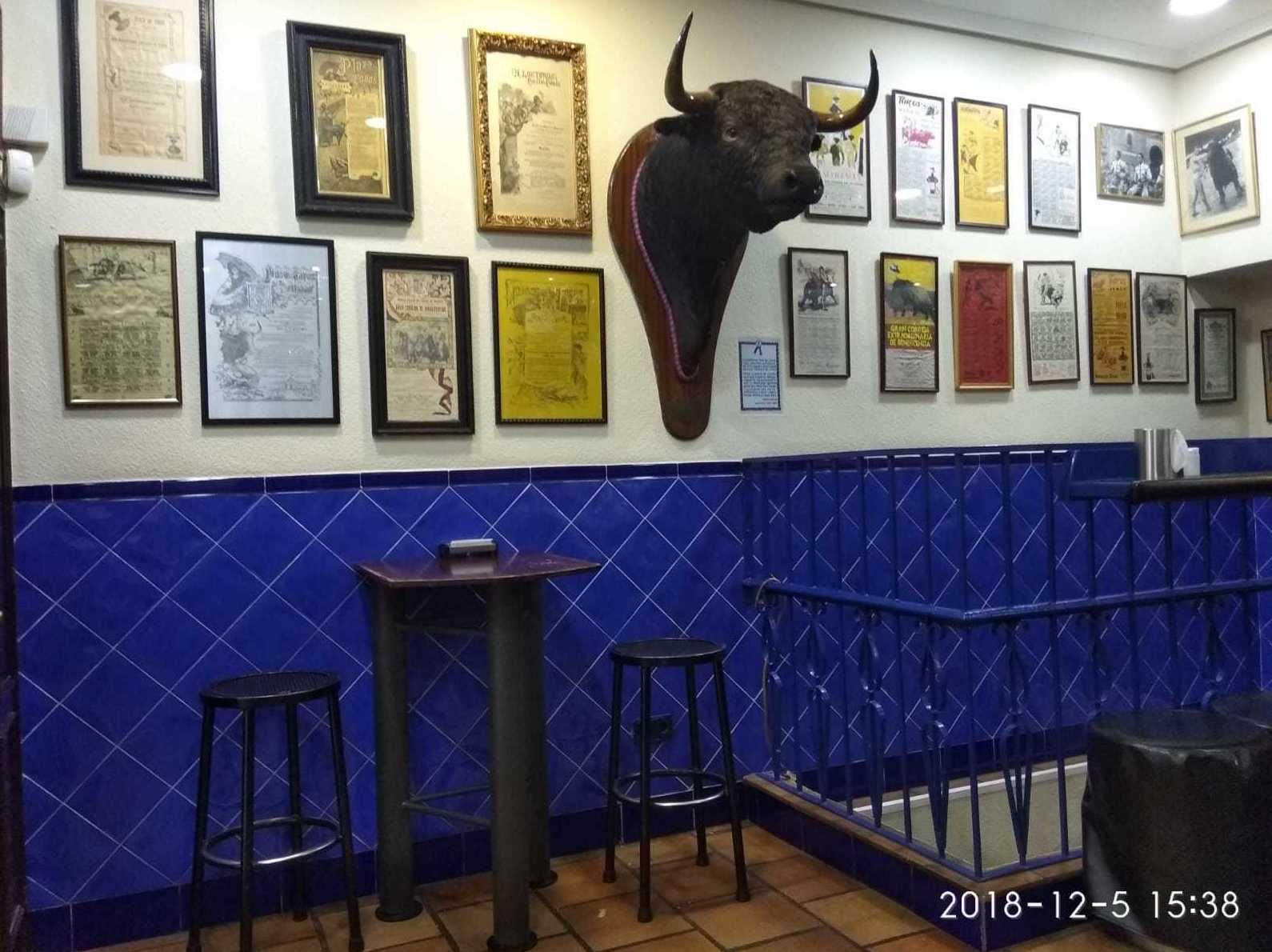 Foto 7 de Bares en Madrid | Bar Morales El Atómico