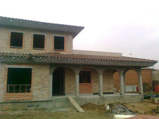 Construcciones en Salamanca